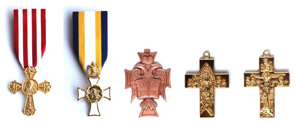 εκκλησιαστικοί σταυροί
