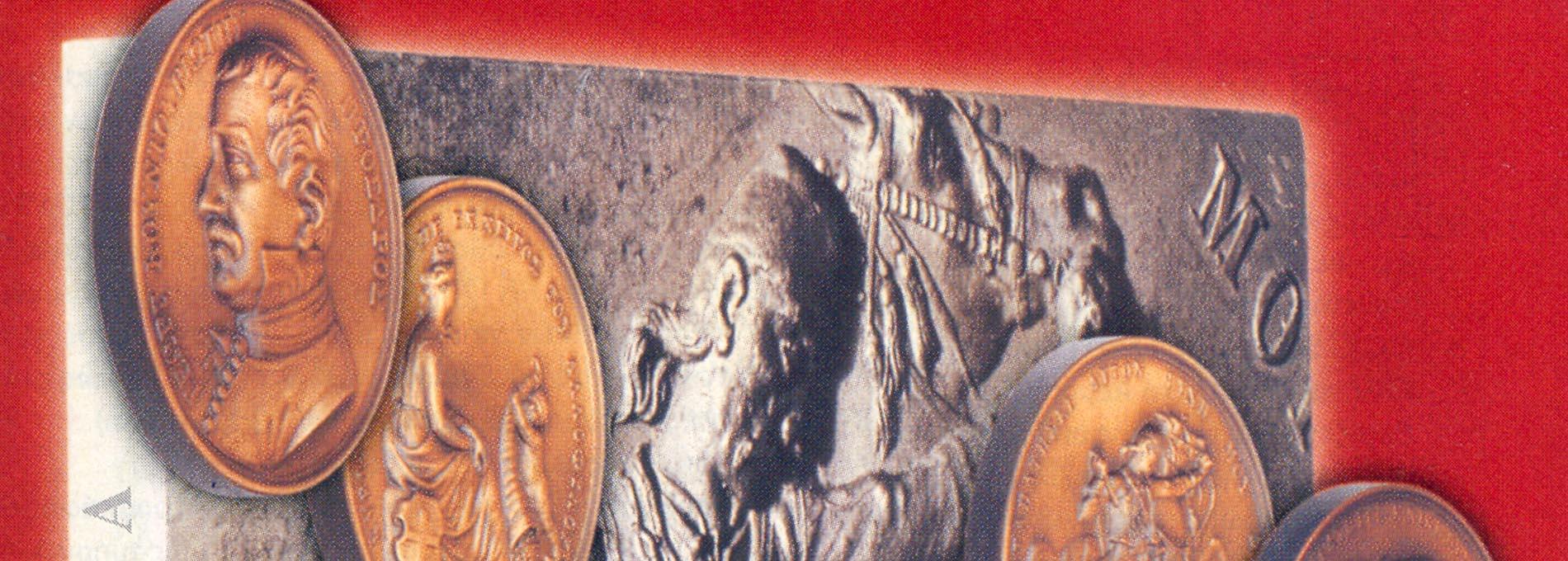 σχεδιασμός μετάλλια 1821 μανωλέσσος